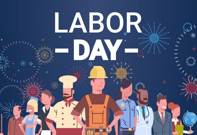 Labor Day – Library Closed